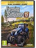 Farming Simulator 15 Gold (PC CD)