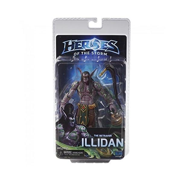 Figurine 'Heroes Of The Storm' - Illidan [Importación Francesa] 2