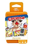 Shuffle Operation Card Game