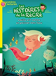 Louise est comme un poisson dans l'eau par Éric Chevreau