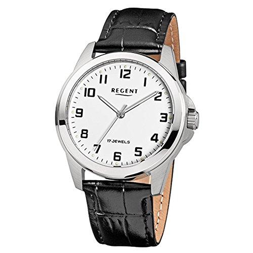 Handaufzug Uhr Regent F819 (Herren-uhren Handaufzug)