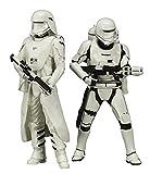 Star Wars SW123Episode 7Snowtrooper/flametrooper ARTFX Statue