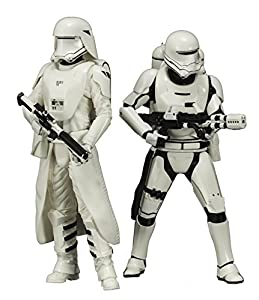 Star Wars SW123 - Estatua del Episodio 7 de los Soldados de Nieve/Flametrooper Artfx