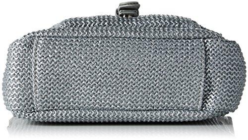 Betty Barclay Damen Bb-1185-Ce Umhängetasche, 9x21x26 cm Grau (Grey)