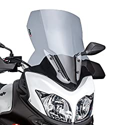 Puig Touring Screen 0307H for BMW F650ST 93-00 Smoked Medium