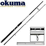 Okuma Classic UFR H-Cast 240cm H 60-180g - schwere Spinnrute, leichte Pilkrute