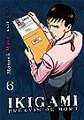Ikigami Vol. 6 par Mase