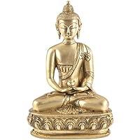 Berk FI-009 Statuen - Buddha Amithaba, Messing, circa 20 cm preisvergleich bei billige-tabletten.eu