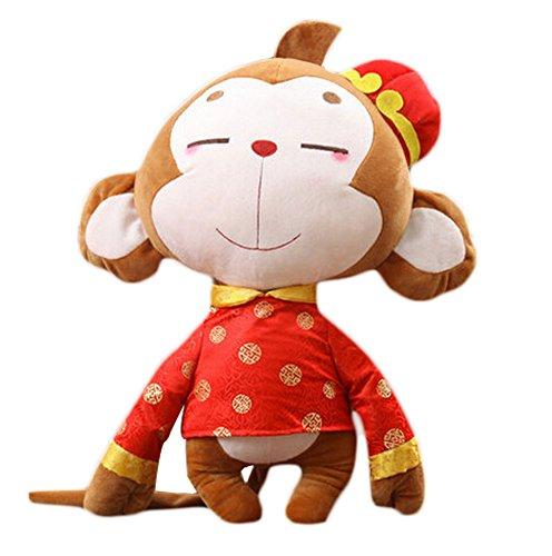 (Unternehmen Jahrestagung Geschenk Stofftier-Maskottchen Puppen, Tang-Anzug, 30cm)