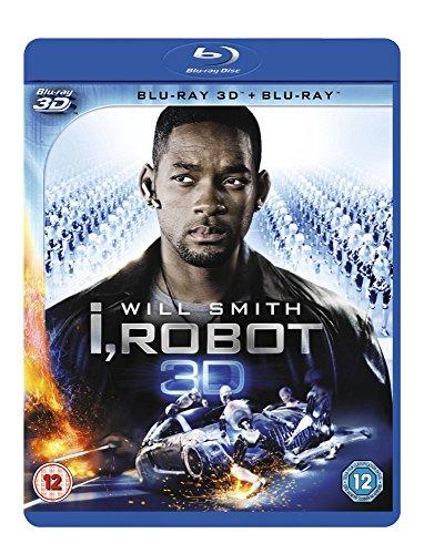 I, Robot (Blu-ray 3D + Blu-ray) (I Am Legend Blu Ray)