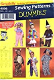 Best Simplicity Costumes - Simplicity 4006 Toddlers Costumes Sewing Pattern Review
