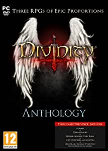 The Divinity Anthology: Collectors Edition (PC DVD)