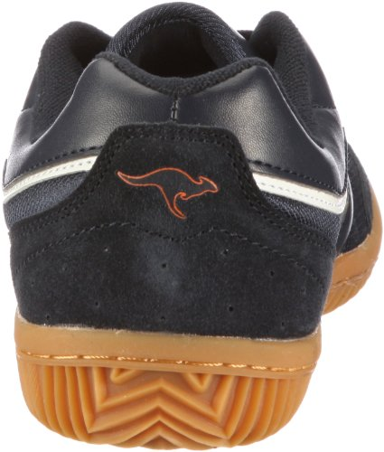 Blau Kennis Sneakers wht Kangaroos Herren navy orange 48qS7TW