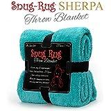 Snug-Rug Wohlfühldecke - Teal Blau