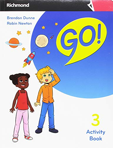 GO! 3 ACTIVITY PACK