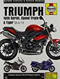 Triumph 1050 Sprint St, Speed Triple, Tiger, '05-'13 (Haynes Powersport)
