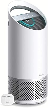 TruSens Z-2000 Air Purifier | Remote SensorPod | 360 HEPA Filtration with Dupont Filter | UV Light Sterilization Kills Bacter