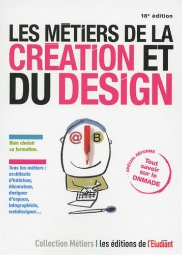 Les métiers de la création et du design par Virginie Plaut