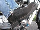 biker motorrad hosenbein klammern sich clips inhaber ryder steigbügel stufenlos harley - davidson hose clip inhaber motorrad schuhe, stiefel hose clip 2 pcs