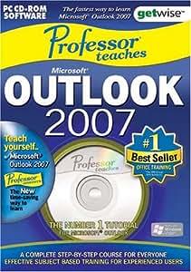 Greenstreet Professor Teaches Microsoft Outlook 2007 Training Suite (PC)