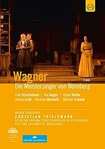 Die Meistersinger von Nürnberg (Inszenierung Otto Schenk) [2 DVDs]