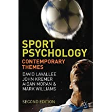 Sport Psychology: Contemporary Themes by David Lavallee (2012-02-15)