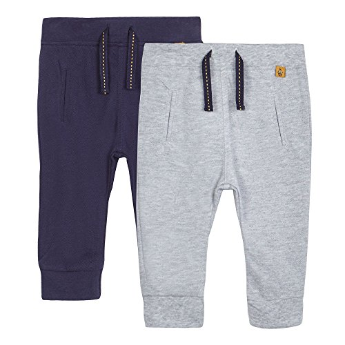 J By Jasper Conran Pack Of Two Baby Boys' Textured Joggers 6-9 Months