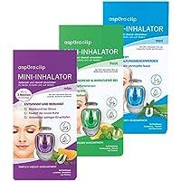 aspUraclip Mini-Inhalator mix (3er Pack) preisvergleich bei billige-tabletten.eu