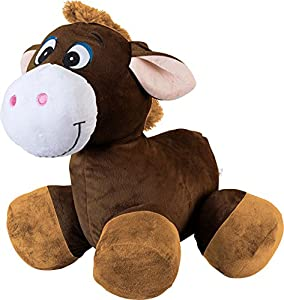 inflate-a-mals INF-RO-HRS - Caballo Hinchable (Suave, 50,8 cm)