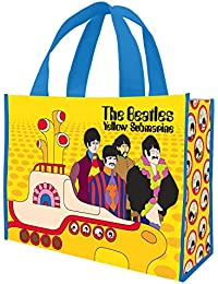 The Beatles Yellow Submarine Large Recycled Shopper Tote