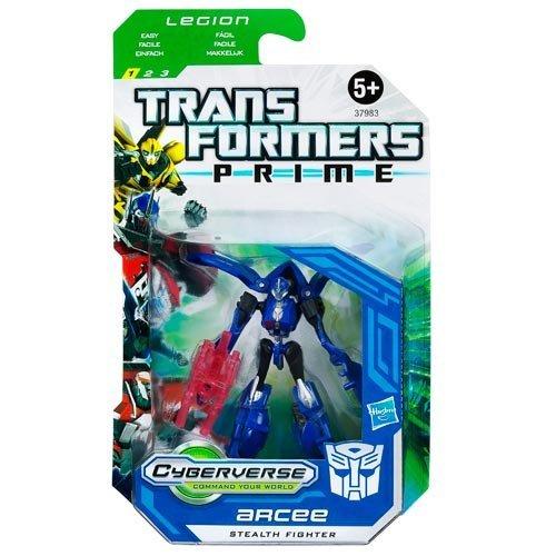 Transformers Prime Cyberverse Legion - Arcee