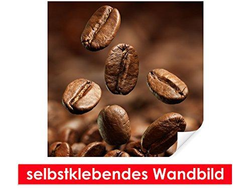 Preisvergleich Produktbild XXL-Tapeten selbstklebendes Wandbild Coffee Beans – leicht zu verkleben – Wallprint,  Wallpaper,  Poster,  Vinylfolie mit Punktkleber für Wände,  Türen,  Möbel und alle glatten Oberflächen von Trendwände