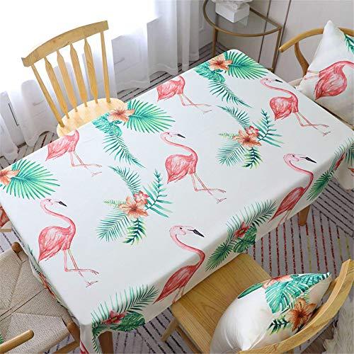 SONGHJ Kaktus Tischdecke Abdeckung Polyester Tischdecke Couchtisch Wohnkultur Möbel Staubdicht Abdeckung Hintergrund A 90x90cm