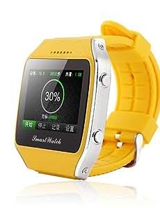 Per te da indossare - Intelligente Guarda UPAD3 - Chiamate in vivavoce/Controllo media/Controllo messaggeria/Controllo fotocamera Bluetooth 3.0 - , green-ios