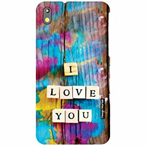 Design Worlds HTC Desire 816G Back Cover Designer Case and Covers