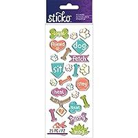 Sticko Dog Stickers