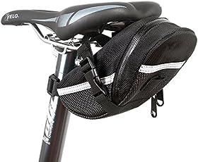 Schrodinger15 Saddle Bag, Rear Storage Seat Waterproof Pouch (SCHRO50008)