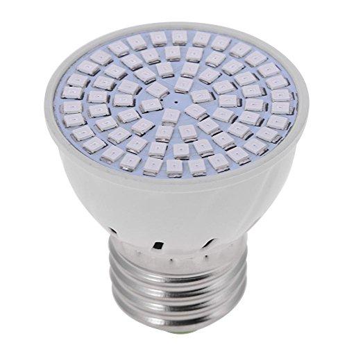 Starnearby - Lampada a LED per Piante, a Forma di Cera, per Interni, idroponica, Greenhouse