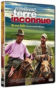 Rendez-vous en terre inconnue : Bruno Solo chez les cavaliers Mongols