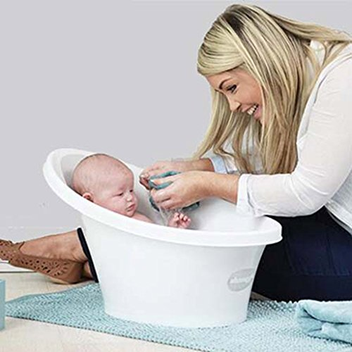 Shnuggle Cosy Bath Tub with Bum Bump Support and Foam Backrest