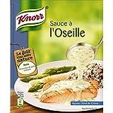 Knorr sauce chaude déshydratée à l'oseille 30g (Prix Par Unité) Envoi Rapide Et Soignée