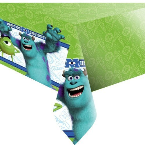Image of Monsters Inc University Party Range - All in 1 Listing (Tablecover (1pk))