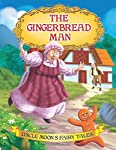 The Gingerbread Man - fairy tale in very easy words and extremely attractive coloured pictures.