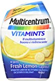 VitaMints MULTICENTRUM sabor fresco de limón Caramelo 50