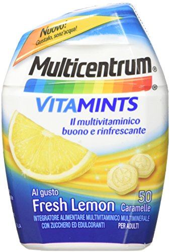 multicentrum vitamints