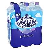 Highland Spring Still Spring Water, 6 x 1.5L