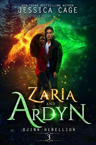 Ardyn & Zaria (Djinn Rebellion Book 3) (English Edition)