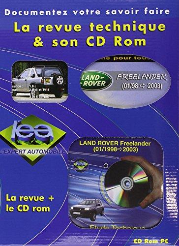 Pack Freelander (01/98 —> 2003)