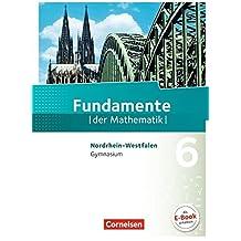 Fundamente der Mathematik - Nordrhein-Westfalen: 6. Schuljahr - Schülerbuch