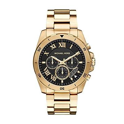 Michael Kors Reloj Cronógrafo para Mujer de Cuarzo con Correa en Acero Inoxidable MK8481